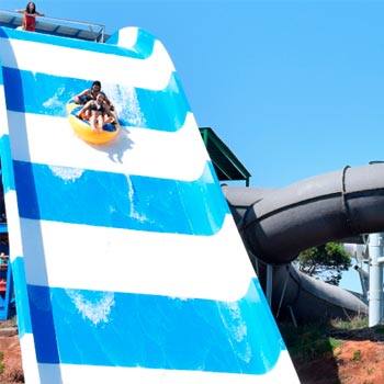 Mario Park waterpark.